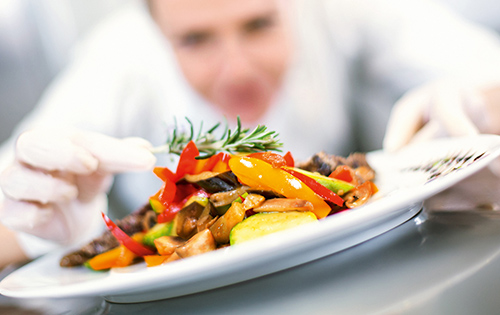 Site de Gastronomia