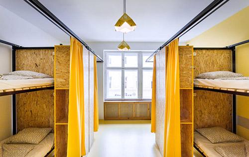 Site de Hostel